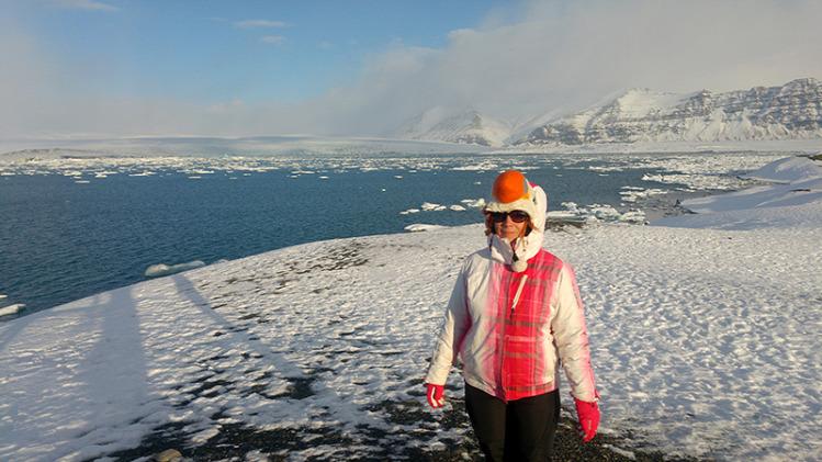 Tünde utazás Izland