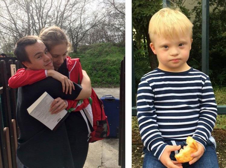 Körner Judit Down Down-szindróma örökbefogadás