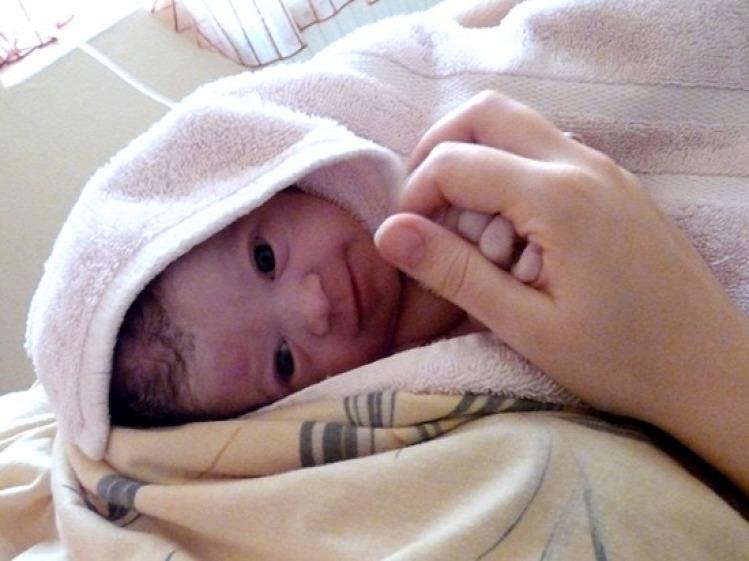 Borzlány szüléstörténet szülés