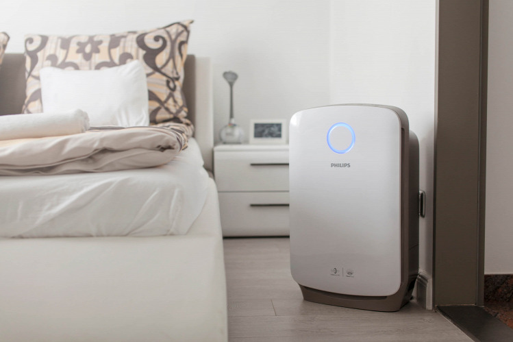 PR levegőtisztítás Philips párásítás