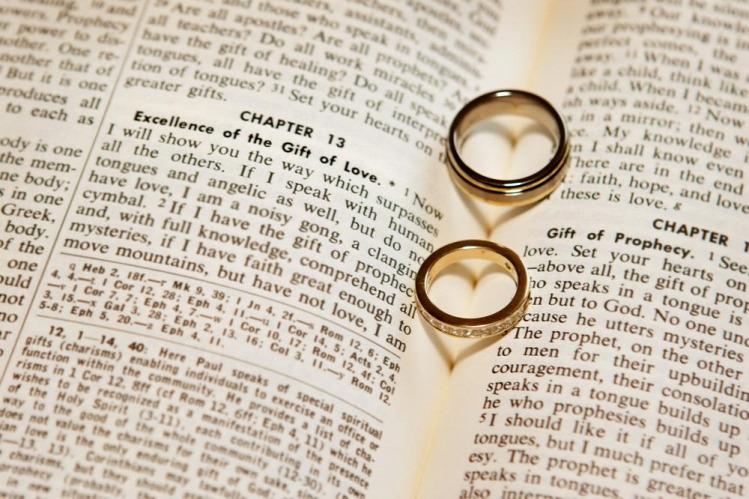 Abbey házasság hit vallás
