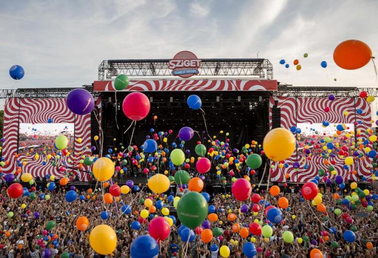 Sziget Sziget Fesztivál 2016