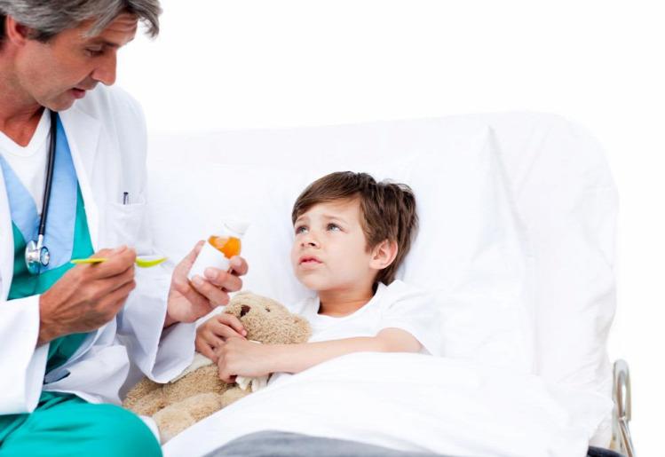 gyerek betegség