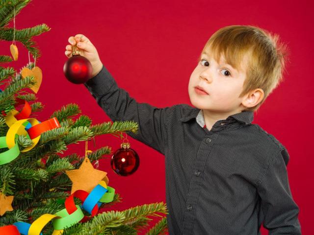 1753d6822b A fiam fontosabb, mint a karácsonyi szokások