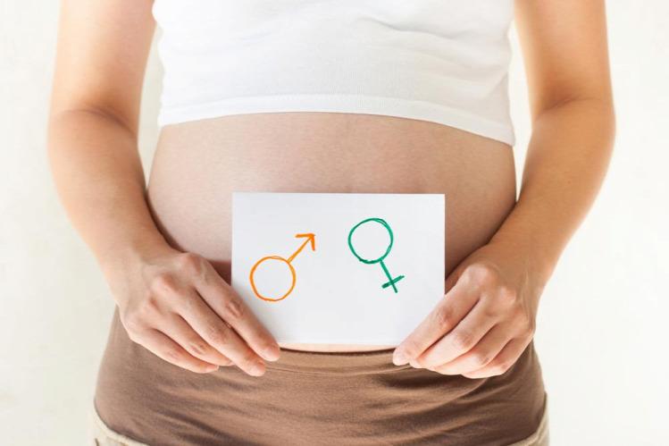 Szana terhesség kismama ultrahang