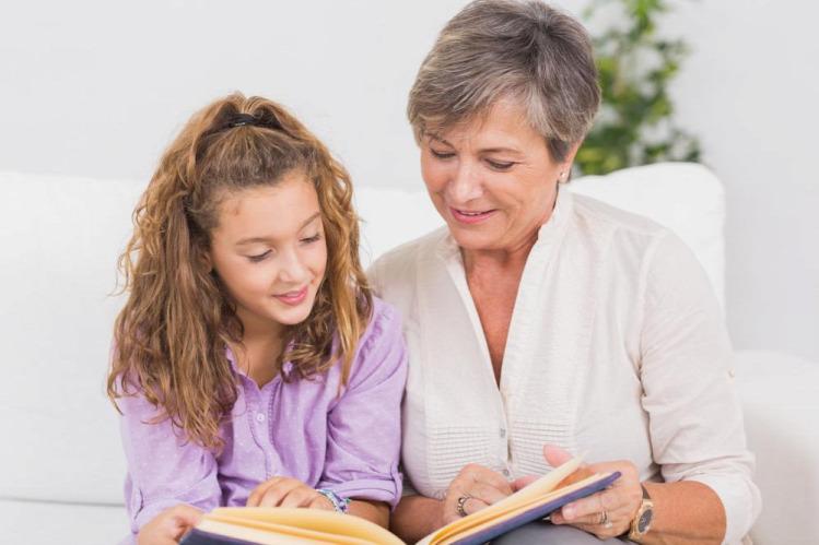 Szalíz iskolások tanítás olvasás
