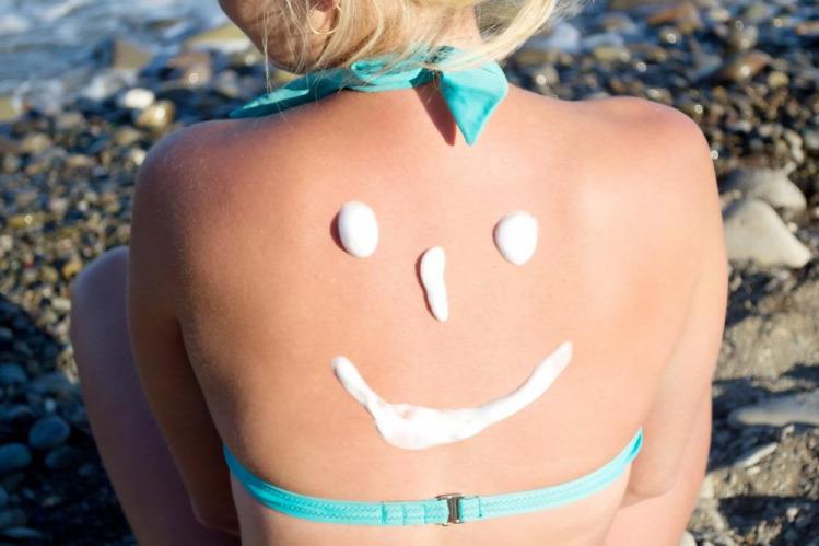 Tünde interjú nyár napégés napvédelem csecsemők bőrgyógyász