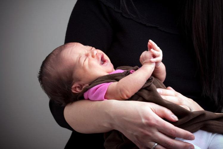 anyaság csecsemők