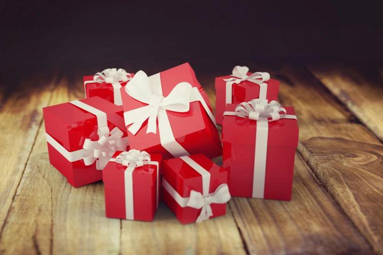 karácsony karácsonyi ajándék