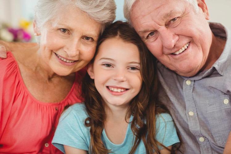 nagycsaládos Bezzeganya klub nagyszülők család
