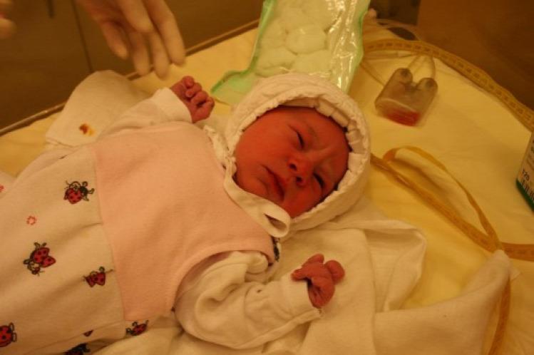 Lhunara szüléstörténet szülés