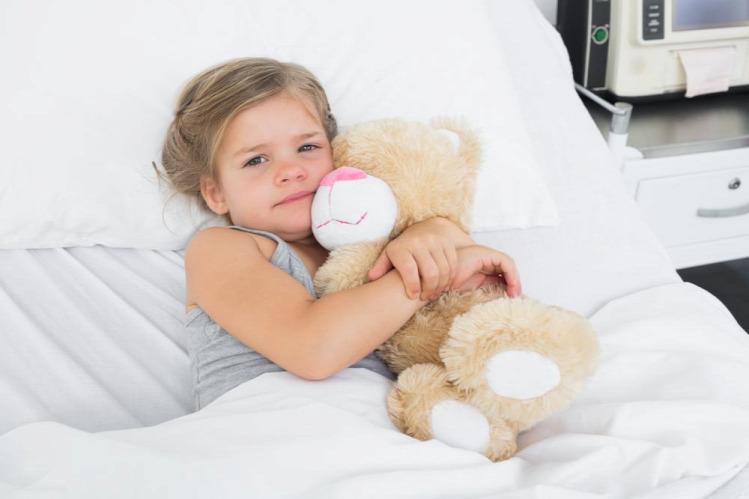 Tünde Vakmacska kórház kórházba kerül a gyerek