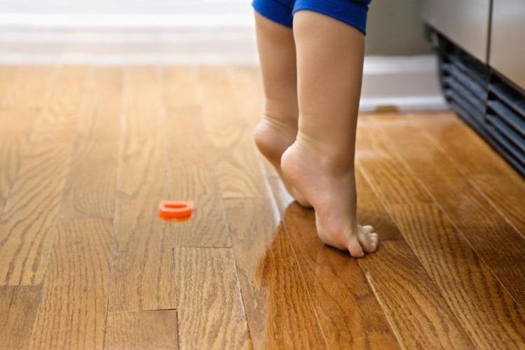 lábujjhegy mozgásfejlődés