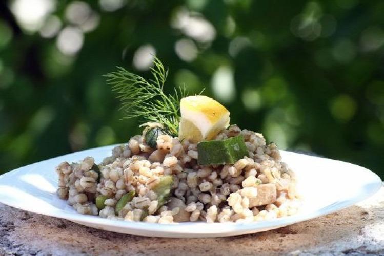 Zsuzsi főz recept gasztronómia köret gabona