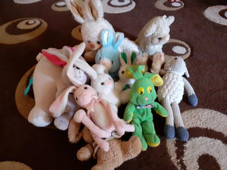 ünnep húsvét Vakmacska