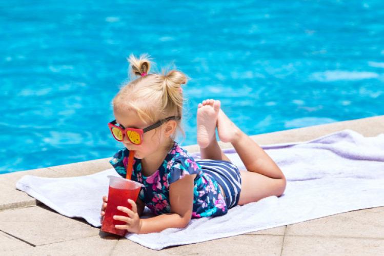 nyaralás nyár gyereknevelés Tünde