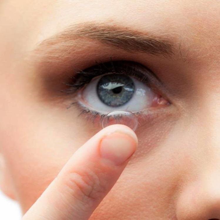 Tünde kontaktlencse szaruhártya-gyulladás gyermekszemész kamaszok