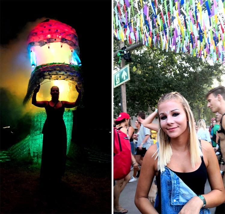 Tünde Sziget Sziget Fesztivál
