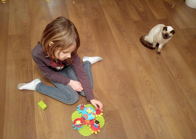 Tünde duplo lego hirdetés
