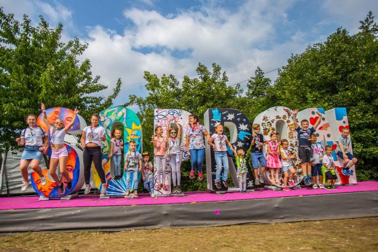 Tünde VOLT fesztivál fesztivál gyerekkel gyerekbarát