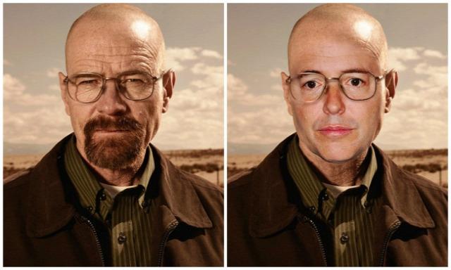 hajhullás kopaszodás kopaszság film sorozat filmsorozat totál szívás breaking bad Bryan Cranston Matthew Broderick hajátültetés karakter hairhungary