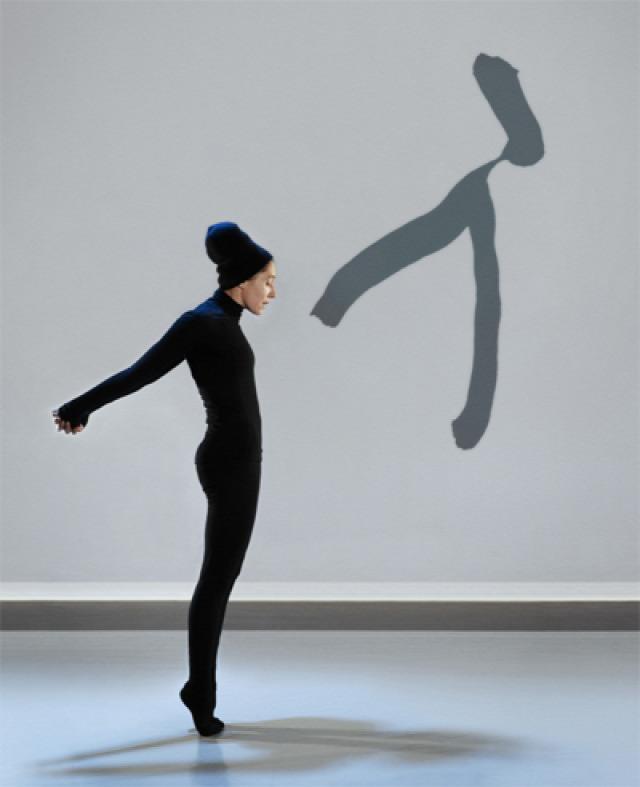 Tusrajzok tánca a színpadon
