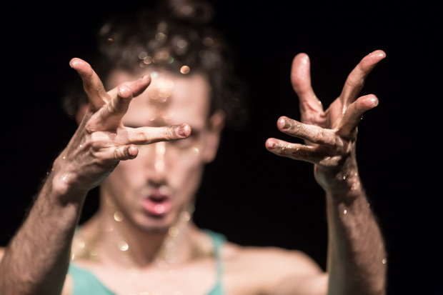 kortárs tánc Hód Adrienn Hodworks
