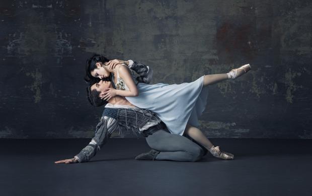 Rómeó és Júlia balett szerelem