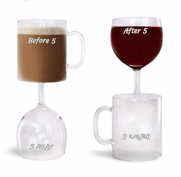 hétvégi dizájn pohár
