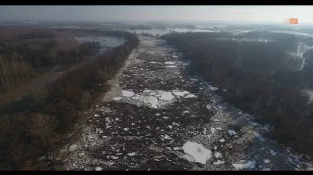 Tisza jég jeges ár