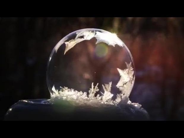 fagy  buborék