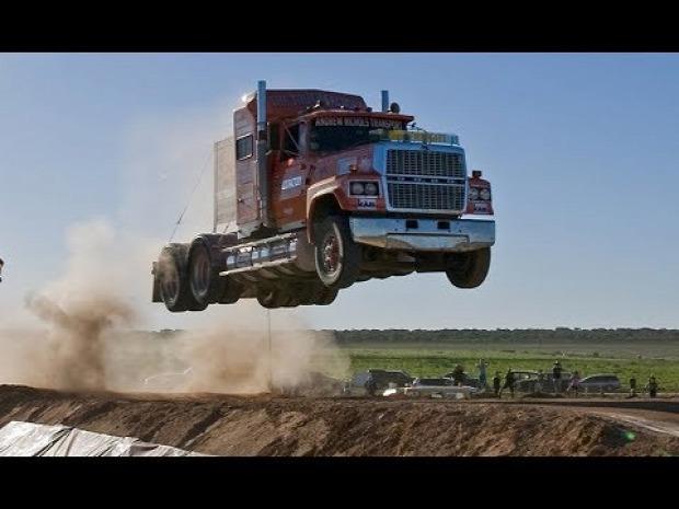 kamion teherautó ugratás