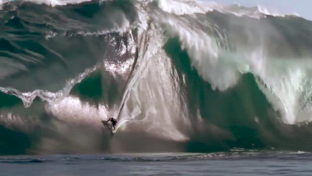 Ausztrália  hullám veszélyes szörf