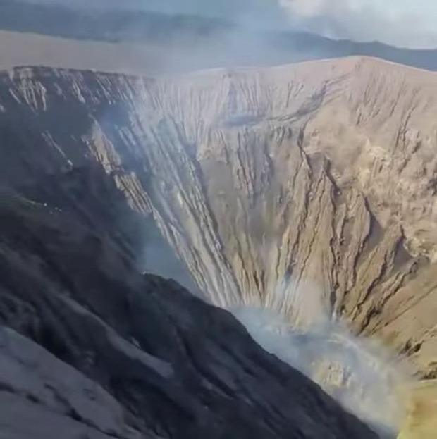 futás kocogás kráter