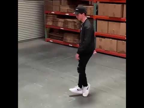 tánc láb