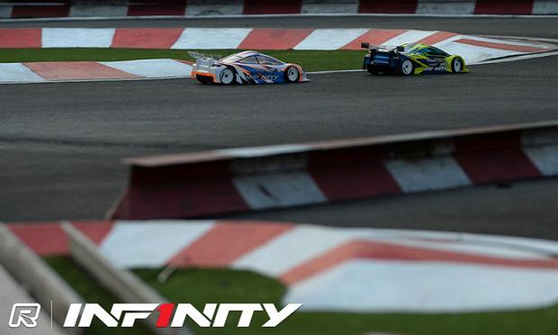RC autóverseny távirányítású
