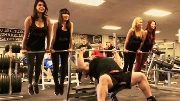 edzőterem fitness