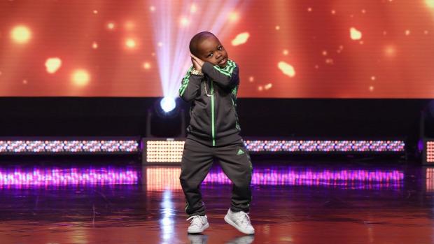 táncos gyerek hatéves