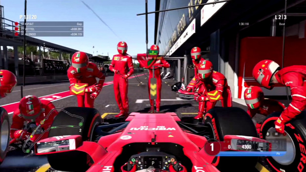 autóverseny Forma-1 F1 Formula-1 boxutca