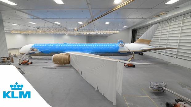 repülőgép festés