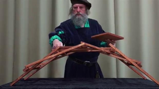 leonardo Da Vinci híd