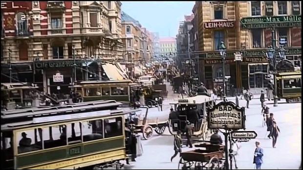 Berlin 1900 archív