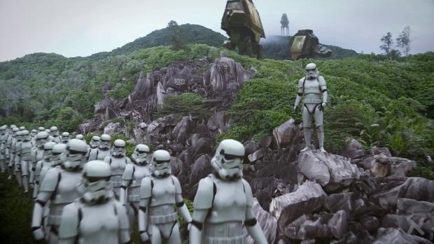 Star Wars SW Rogue 1 Vörös egyes