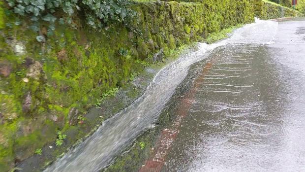 eső víz esés lépcső
