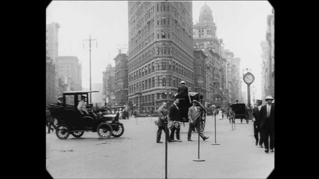 New York 1911 arhív felújított
