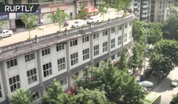 utca ház tető emelet