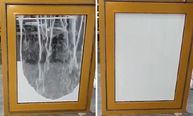 homok ablak függöny