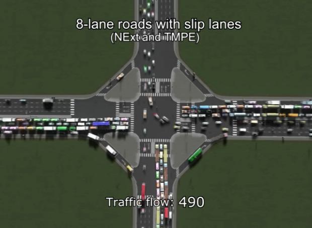 kereszteződés forgalom autó áteresztés