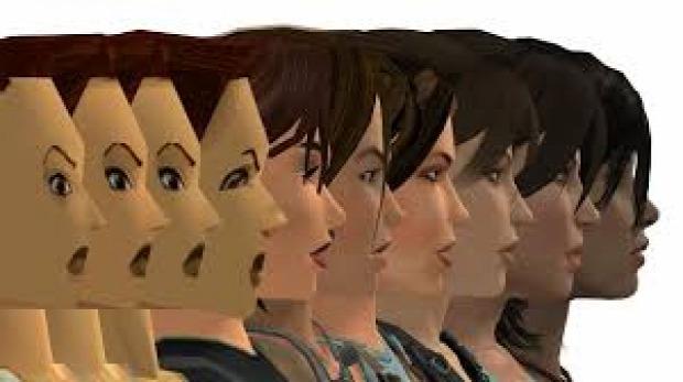 komputer  játék grafika fejlődés evolúció