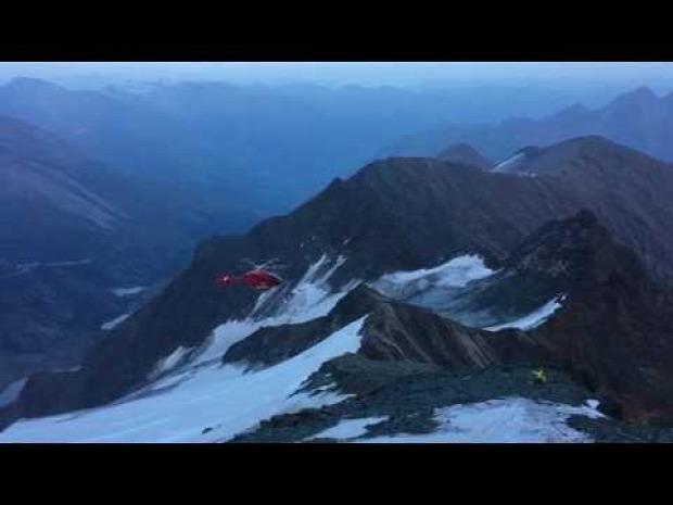 helikopter hegy baleset